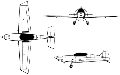 Vervoost FV-3 Delphin