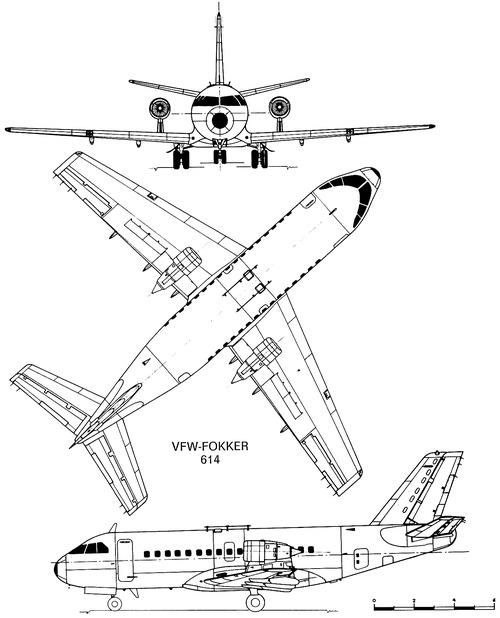 VFW-Fokker 614