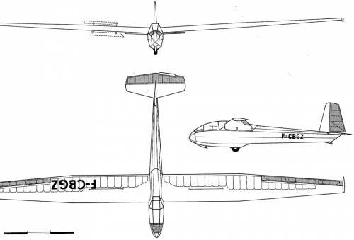 Wassmer Wa-20 Javelot
