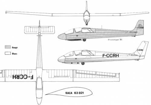 Wassmer Wa-30 Bijave