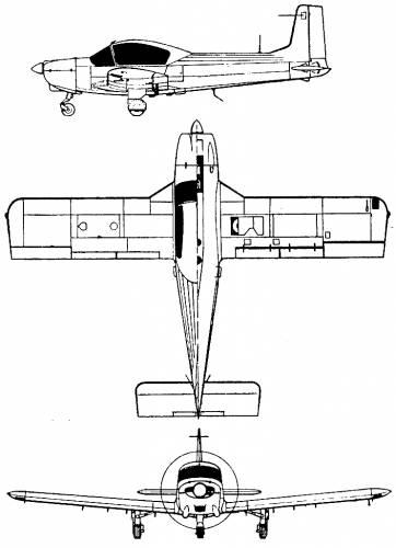 Wassmer Wa-40 Super IV