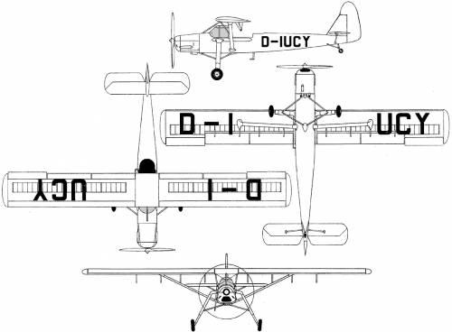Weser Flugzeugbau Bf-163
