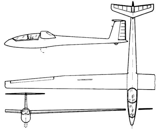 WK-1 Sailplane