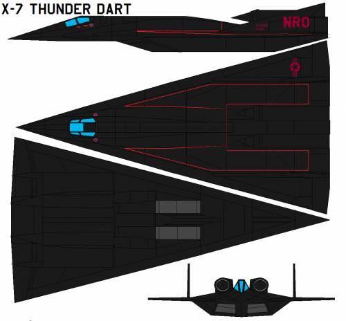 X-7 Thunder Dart