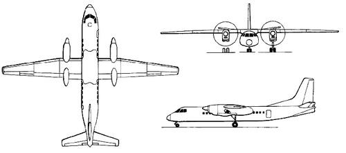 Xian MA60 L2T M