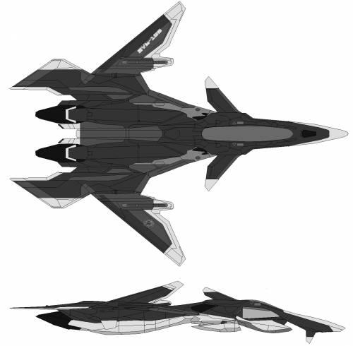 Yukikaze FRX-00 Mave