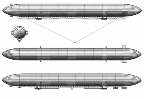 Zeppelin LZ-1