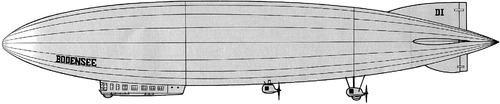 Zeppelin LZ 120 Bodensee