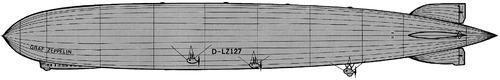 Zeppelin LZ 127 Graf Zeppelin