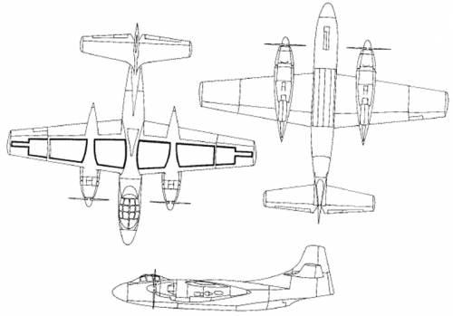 North American A-2 Savage