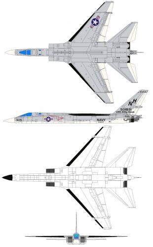 North American A-5A Vigilante