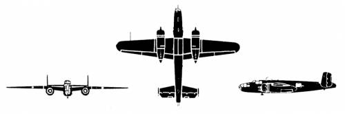 North American B25 Mitchell