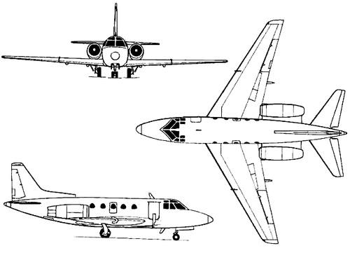 North American CT-39 Sabreliner