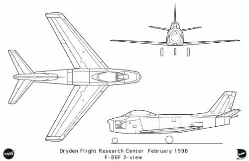 North American F-86F