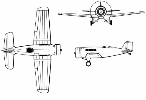 Northrop Alpha