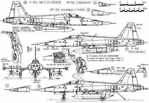 Northrop F-5E Tiger II