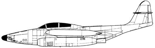 Northrop F-89C Scorpion