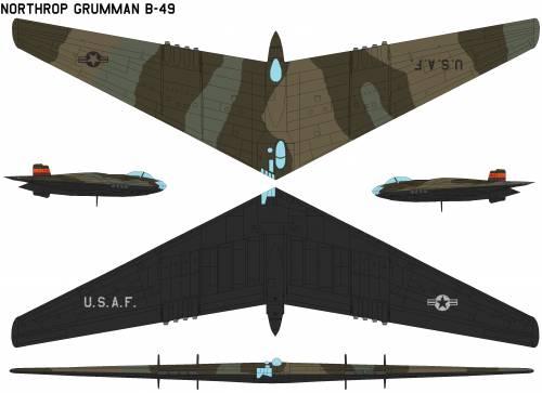 Northrop Grumman B-49