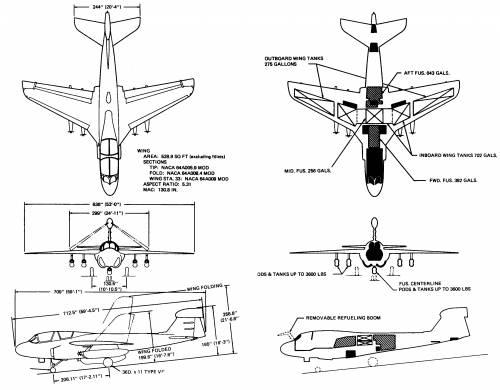 Northrop Grumman EA-6B Prowler