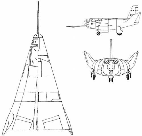 Northrop HL-10