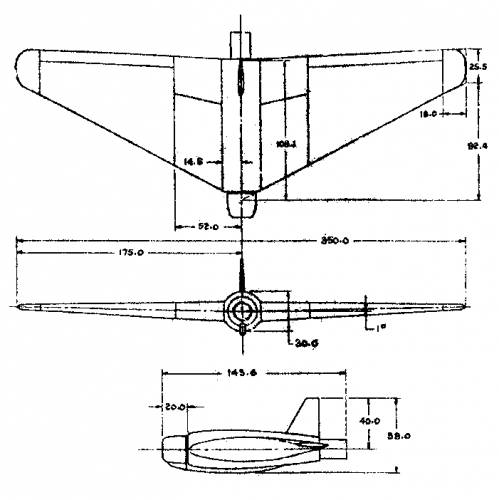 Northrop JB-1 10