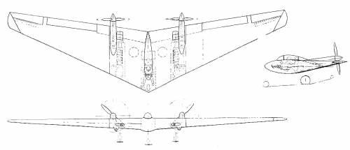 Northrop N-9M