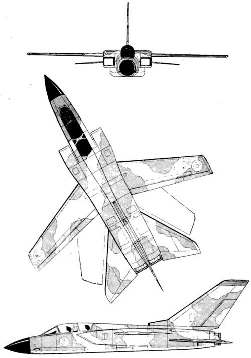 Panavia Tornado 200