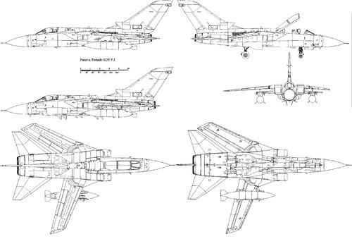 Panavia Tornado ACV F.3