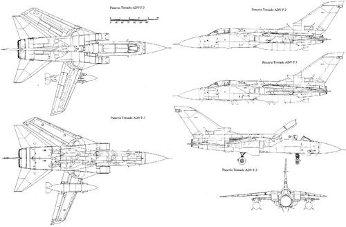 Panavia Tornado ADV F