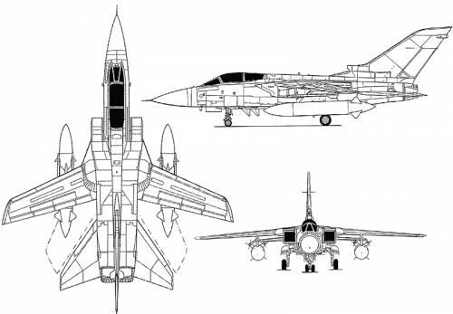 Panavia Tornado ADV Tornado F3