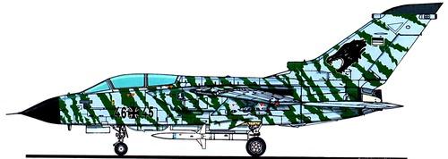 Panavia Tornado EDR