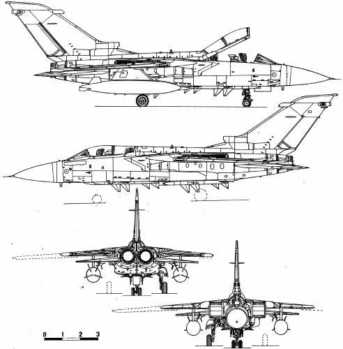 Panavia Tornado F.2
