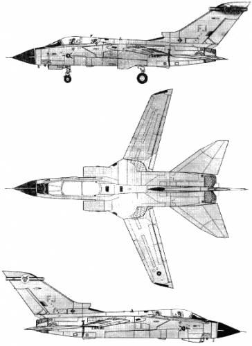 Panavia Tornado GR1B