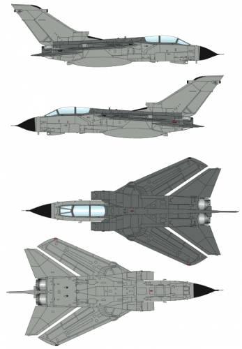 Panavia Tornado Gr.Mk.4