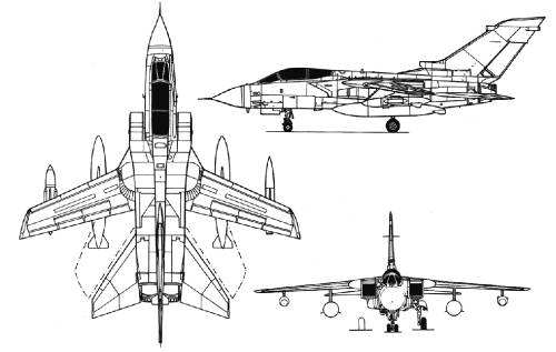 Panavia Tornado Mk. 1