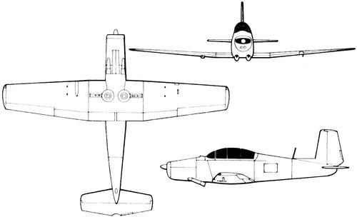 Pilatus P-3.05