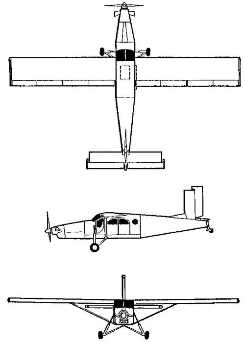 Pilatus PC-8 Turbo Porter