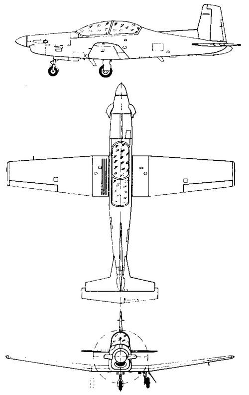 Pilatus PC-9A