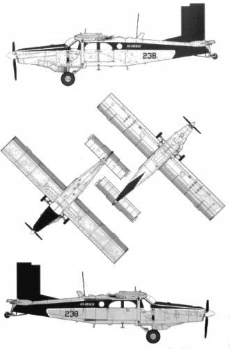 Pilatus Turbo Porter PC-6C-H-2