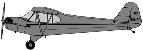 Piper Cub J-3