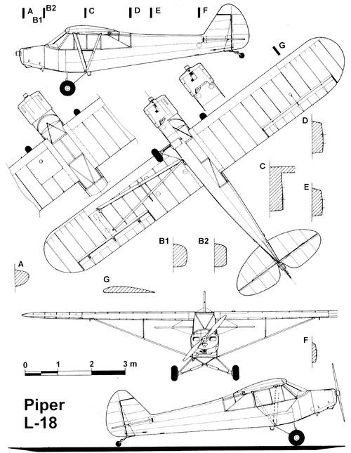 Piper Cub L-18