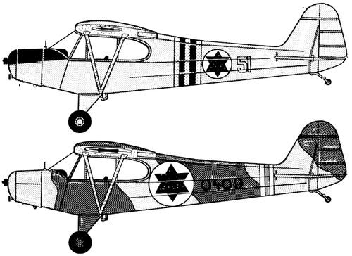 Piper PA-11 Cub