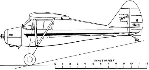 Piper PA-15 Cub Vagabond
