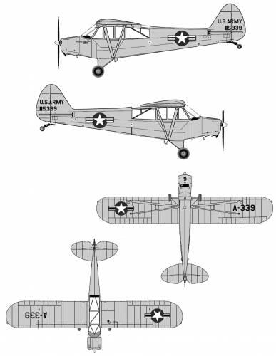 Piper PA-18A Super Cub