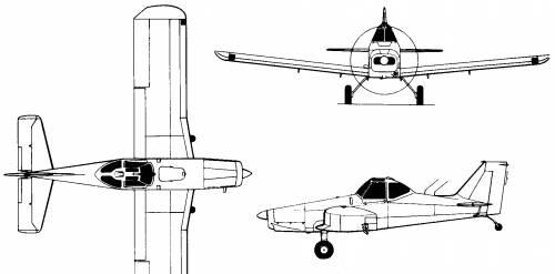Piper PA-25 Pawnee (USA) (1957)