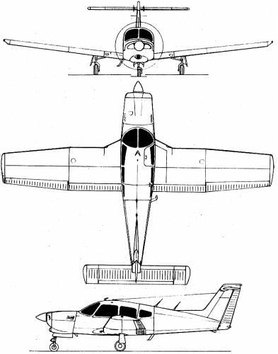 Piper Pa-28 Turbo Arrow IV