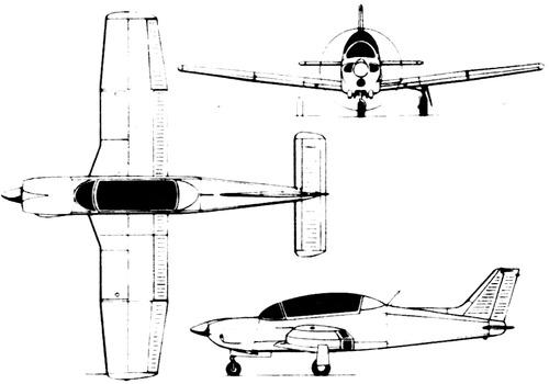 Piper PA-28R-300 Pillan Cherokee