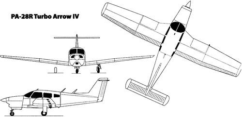 Piper PA-28R Turbo Arrow II