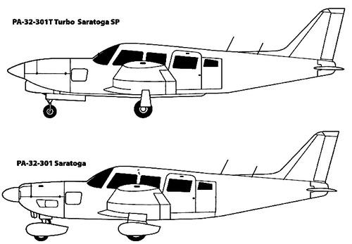 Piper PA-32R-301 Saratoga