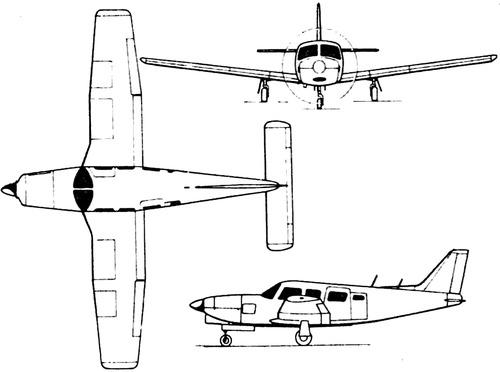 Piper PA-32R-301T Saratoga